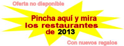 Nuevos Restaurantes Románticos en Madrid para este 2013