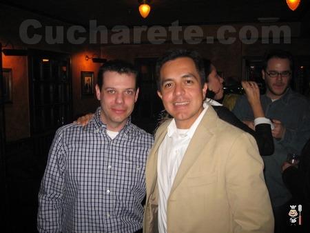 Octavio Rojas - Beers and Blogs (Madrid)