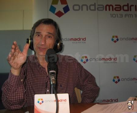Cucharete.com colabora todos los fines de semana con Onda Madrid