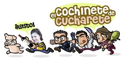 Paloma asiste al Cochinete de Cucharete