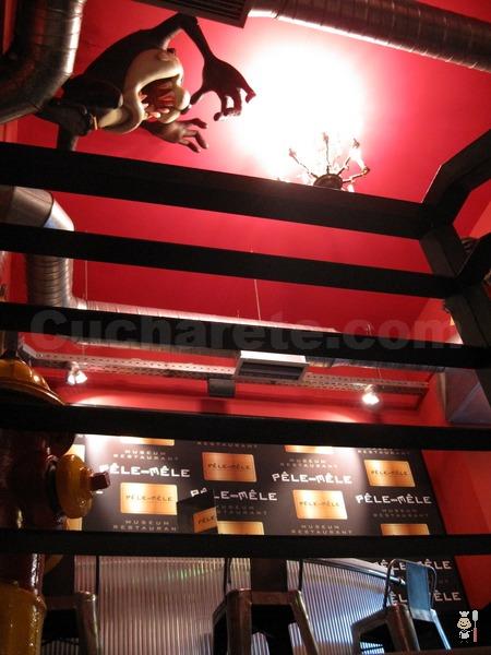 Restaurante Pele Mele - © Cucharete.com