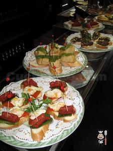 ¡Súper Pintxos en Madrid a sólo 1 € en el Restaurante Zarracín gracias a Cucharete! - © Cucharete.com