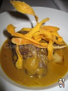 ¡Pide lo que quieras de la carta del prestigioso Restaurante Conlaya y paga lo mínimo! ¡Incluso lo más exclusivo! ¡Gracias a Cucharete! - © Cucharete.com