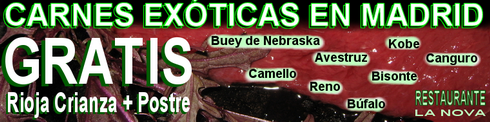 Rioja Crianza 2005 y Sopa de Chocolate Gratis en La Nova - © Cucharete.com