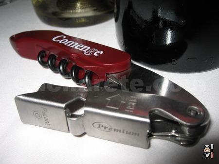 Promoción Vino y Abridor Cucharete- © Cucharete.com