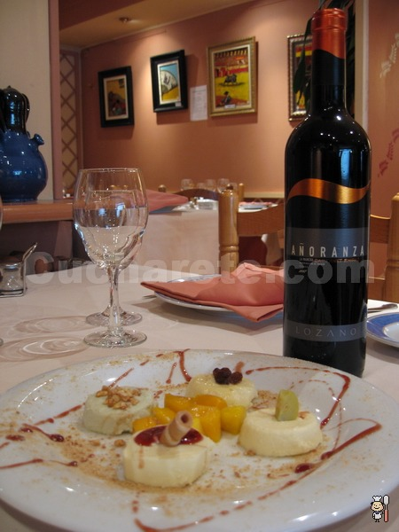 Vino y Postre Gratis en La Fromagerie - © Cucharete.com