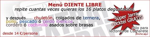 Sangría fresquita gratis en el Restaurante Micota - © Cucharete.com