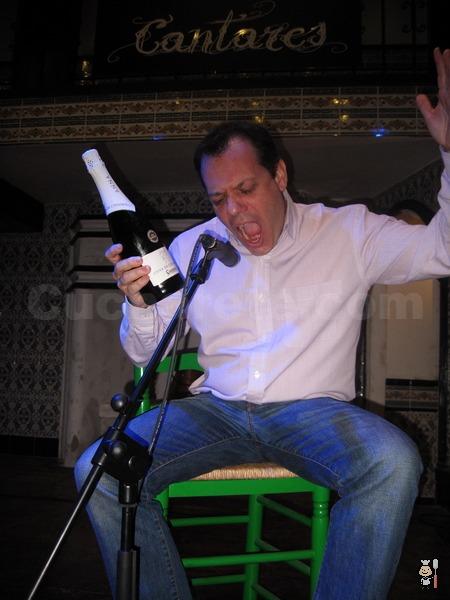 ¡Espectacular promoción de Cucharete en el Tablao Flamenco Cantares de Madrid! - © Cucharete.com