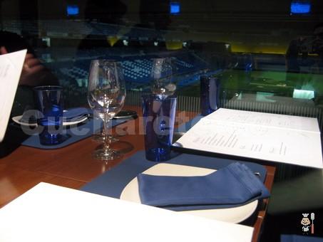 Real Café Bernabéu - © Cucharete.com