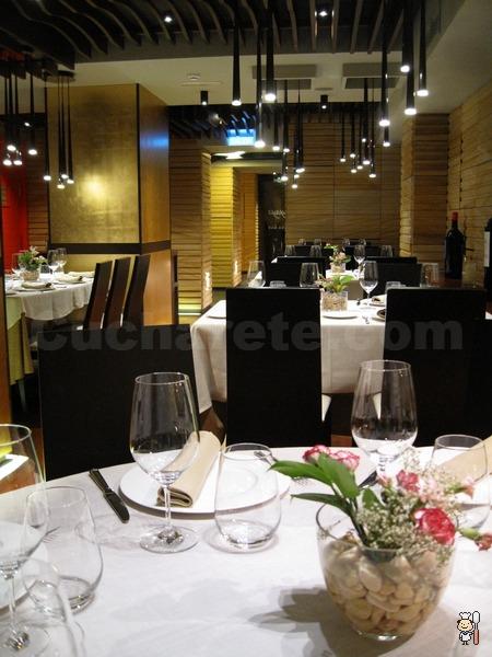 Restaurante Asgaya - © Cucharete.com