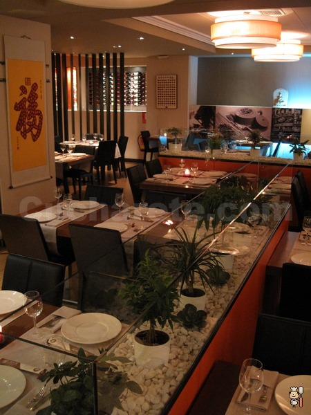 Restaurante Asia Té - © Cucharete.com