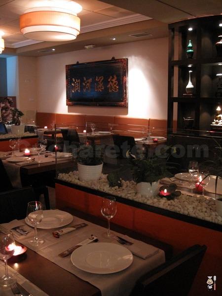 Restaurantes En Madrid Asia Té