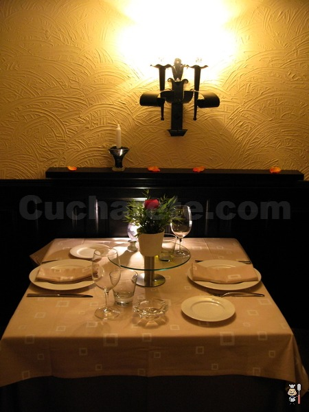 Restaurante Basarri - Restaurante Romántico en Madrid