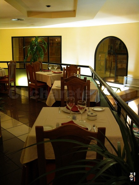 Restaurante Cantespino - © Cucharete.com