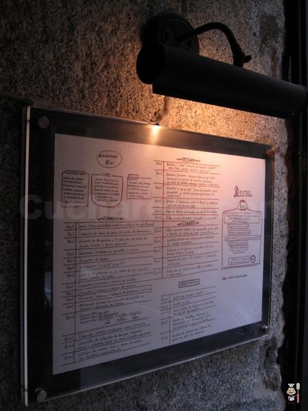 Restaurante Chic de Madrid - © Cucharete.com