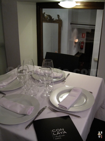Restaurante Conlaya - © Cucharete.com
