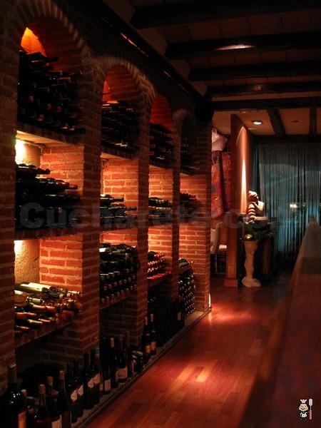 Restaurante El Rincón de Goya en Madrid - © Cucharete.com