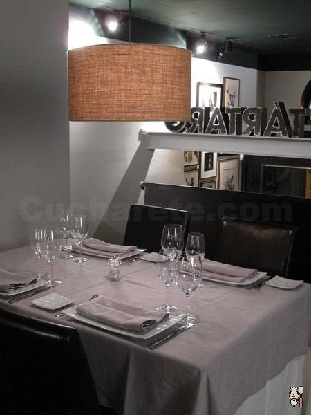 Restaurante El Tártaro - Restaurante Romántico en Madrid