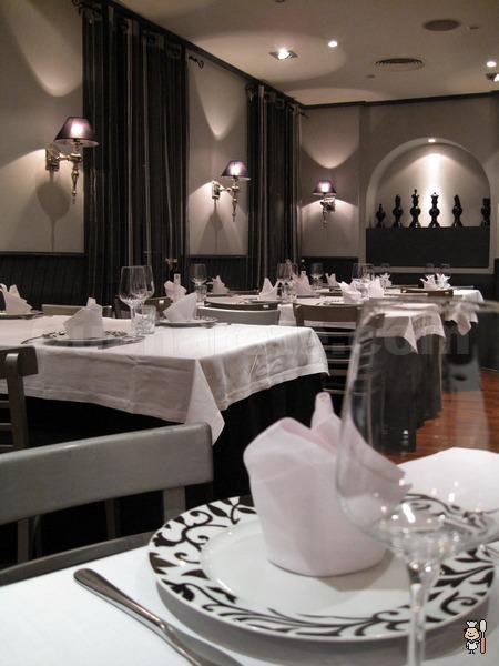 Restaurante Gasset 75 - Recomendado para tu Cena de Navidad en Madrid