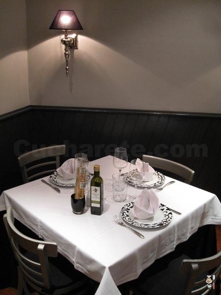Restaurante Gasset 75 - Madrid - © Cucharete.com
