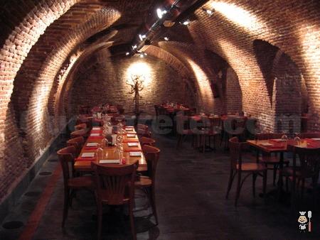 Restaurante La Grotta - © Cucharete.com