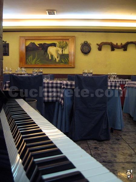 Restaurante La Nova - Recomendado para tu Cena de Navidad en Madrid