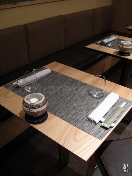 Restaurante Miyama (Castellana - Madrid) - © Cucharete.com