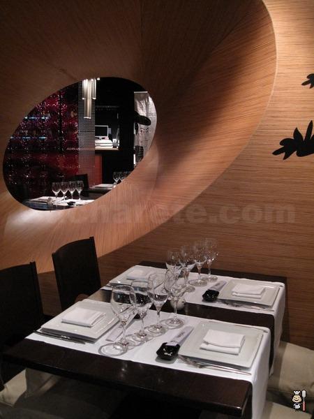 Restaurante NINSEI - © Cucharete.com