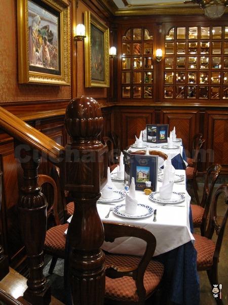 Restaurante O Caldiño (Madrid) - © Cucharete.com