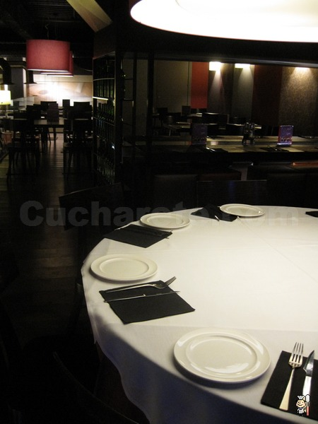 Restaurante Pintxaki - © Cucharete.com