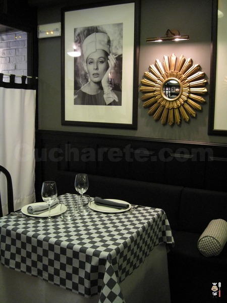 Restaurante Scacco Matto Madrid - © Cucharete.com