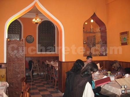 Restaurante Taj - © Cucharete.com