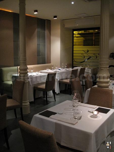Restaurante Treze - Recomendado para tu Cena de Navidad en Madrid