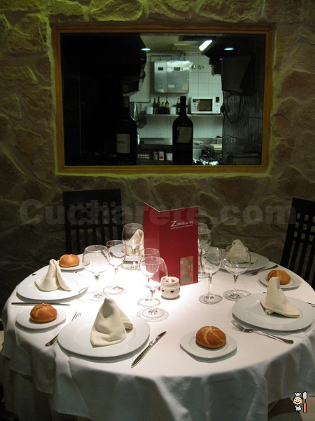 Restaurante Zarracín - © Cucharete.com