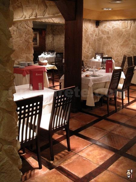 Restaurante Zarracín - Recomendado para tu Cena de Navidad en Madrid