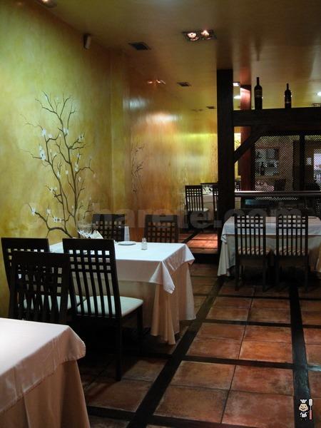 Restaurante Zarracín - © Cucharete.com