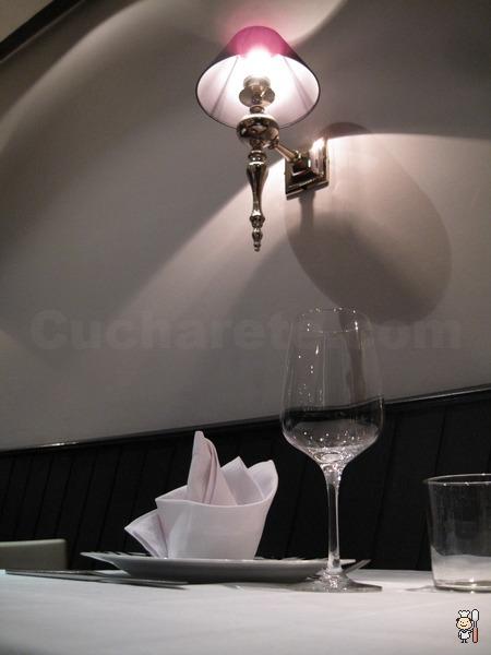 Restaurante Gasset 75 - Restaurante Romántico en Madrid