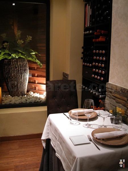 Restaurantes Románticos en Madrid