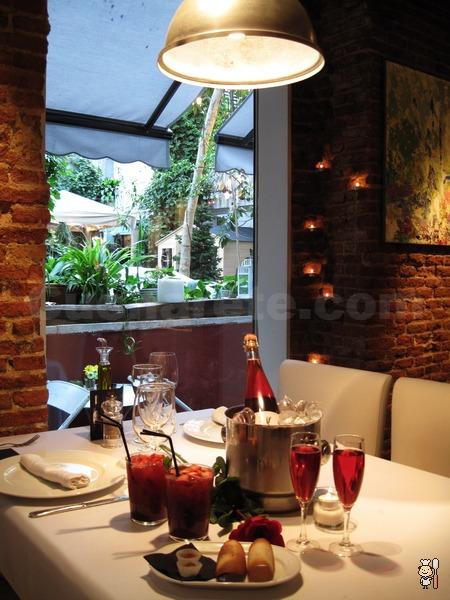 Restaurante El Rincón de Goya - Restaurante Romántico en Madrid