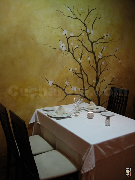 Restaurante Zarracín - Restaurante Romántico en Madrid