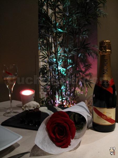 Restaurante Fábula Buey & Champagne - Restaurante Romántico en Madrid