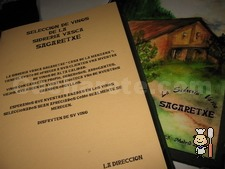 Sidrería Vasca Sagaretxe - © Cucharete.com
