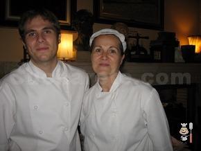 Sagrario Meño y Gonzalo de Pedro - Chefs del Restaurante El Pedrusco de Aldealcorvo (Madrid)