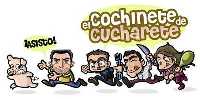 Antonio Fumero asiste al Cochinete de Cucharete