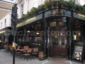 St. George's Tavern - Londres - © Cucharete.com