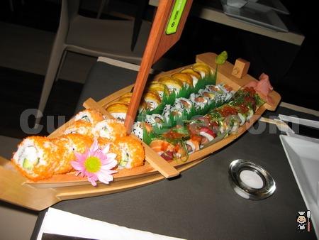 Sushi Creativo - © Cucharete.com