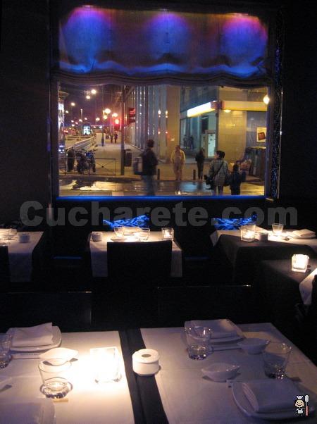 Restaurante Sushiwakka - © Cucharete.com