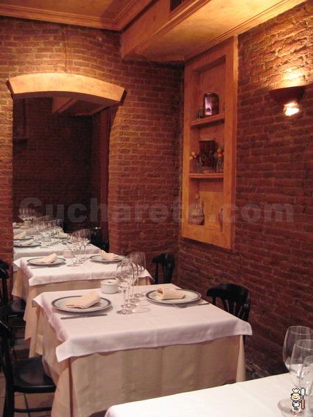 Restaurante Taberna 1929 - Recomendado para tu Cena de Navidad en Madrid