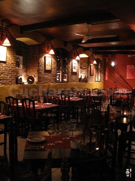 Restaurante Taberna Los Austrias - Recomendado para tu Cena de Navidad en Madrid