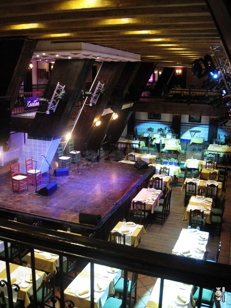 Restaurante Tablao Flamenco cantares - Recomendado para tu Cena de Navidad en Madrid